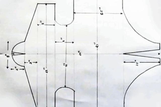 how to make a dog raincoat